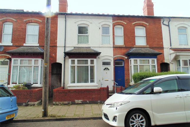 Thumbnail Terraced house for sale in Antrobus Road, Birmingham