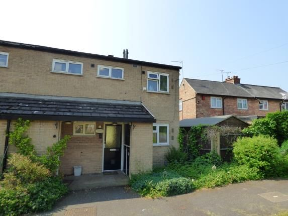 Thumbnail Flat for sale in Cobden Street, Derby, Derbyshire