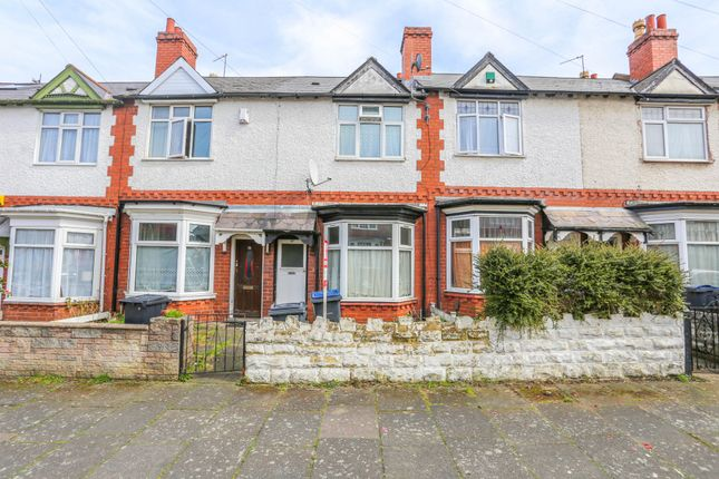 2 bed terraced house to rent in Swindon Road, Birmingham