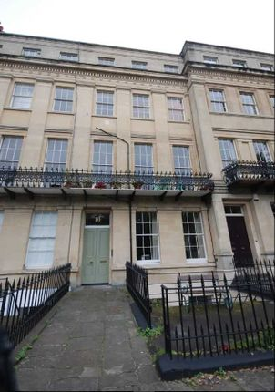 Thumbnail Flat to rent in Worcester Terrace, Clifton, Bristol
