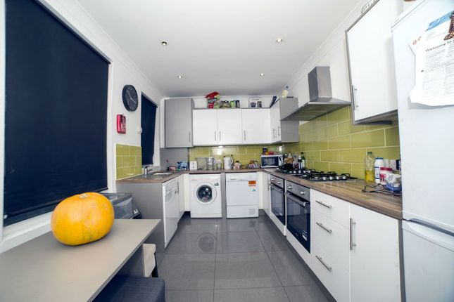 Thumbnail Terraced house to rent in Aubrey Road, Withington, Manchester