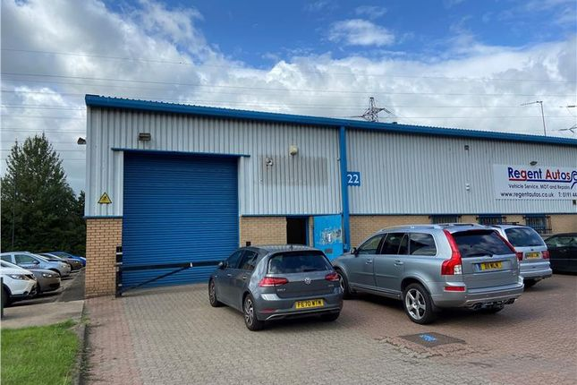 Thumbnail Light industrial to let in Riversdale Court, Newburn Haugh, Newcastle Upon Tyne, Tyne And Wear