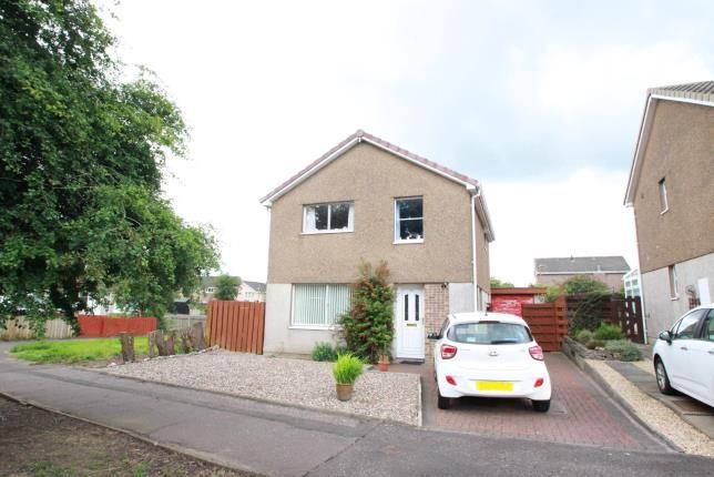 Thumbnail Detached house for sale in Firbank Grove, East Calder, Livingston, West Lothian