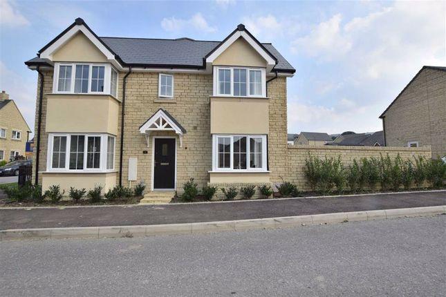 Thumbnail Semi-detached house for sale in De Havilland Gardens, Brockworth, Gloucester