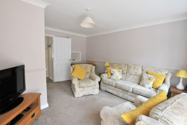 Thumbnail End terrace house for sale in Russet Way, Melbourn, Royston