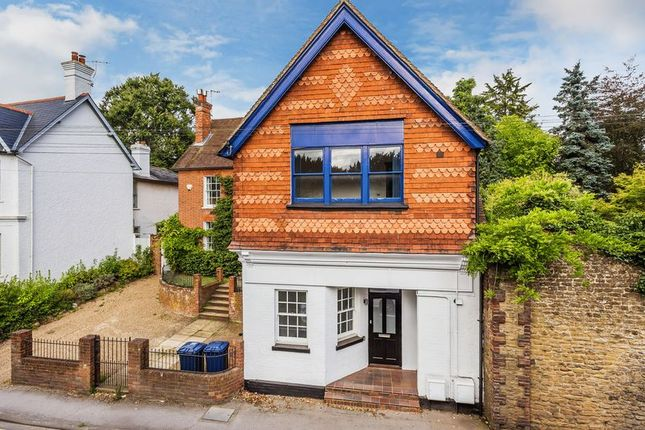 Thumbnail Flat for sale in The Square, Thorncombe Street, Bramley, Guildford