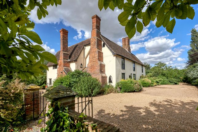 Thumbnail Detached house for sale in Mendham, Harleston
