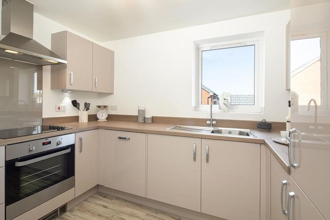 """Thumbnail 2 bed flat for sale in """"Foxton"""" at St. Georges Way, Newport"""
