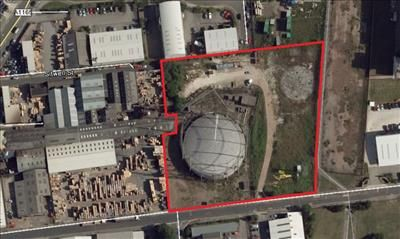 Thumbnail Land for sale in Northern Gas Network Land, St. Mark's Street, Hull, East Yorkshire