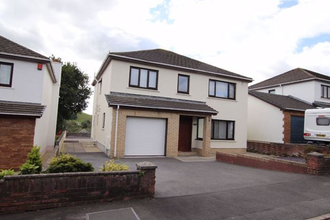 Thumbnail Detached house for sale in No 18 Brynderwen, Abergwili Road, Carmarthen