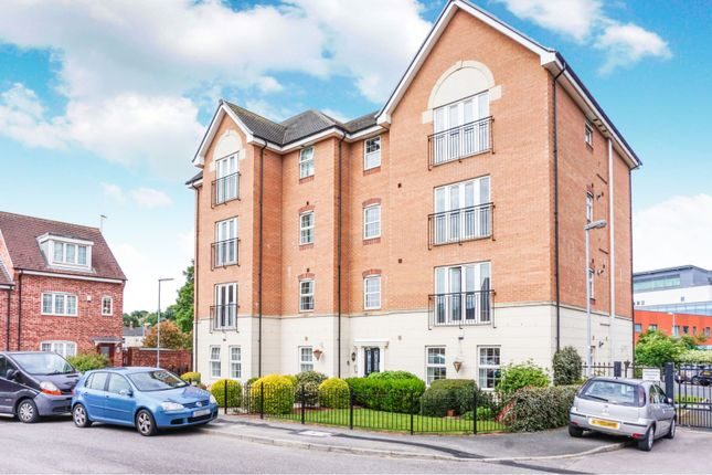 2 bed flat for sale in Priory Chase, Pontefract WF8