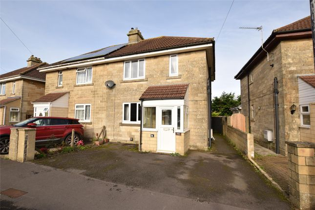 Thumbnail Semi-detached house for sale in Barrow Road, Bath, Somerset