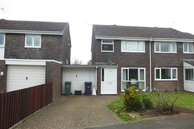 Thumbnail Property to rent in Withy Close, Royal Wootton Bassett, Swindon