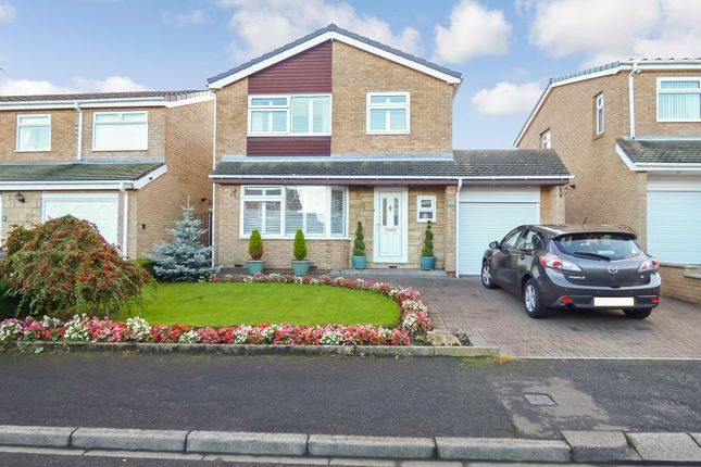 Thumbnail Detached house for sale in The Wynding, Bedlington