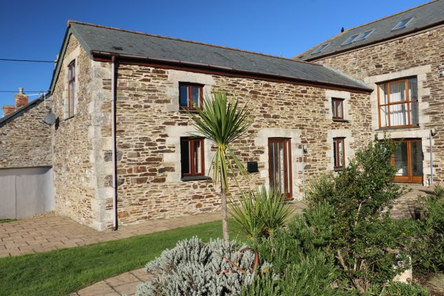 Thumbnail Barn conversion for sale in Trenance, Mawgan Porth