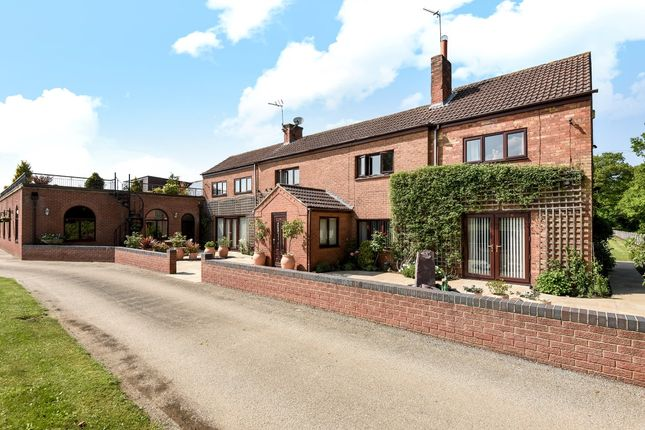 Thumbnail Detached house for sale in Westmoor Lane, Kettlethorpe, Lincoln