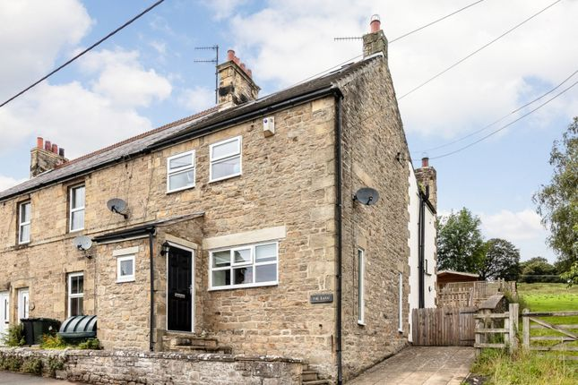 Thumbnail Semi-detached house for sale in North Bank, Haydon Bridge, Northumberland