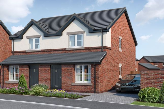 Thumbnail Semi-detached house for sale in Mere View, Helsby, Frodsham