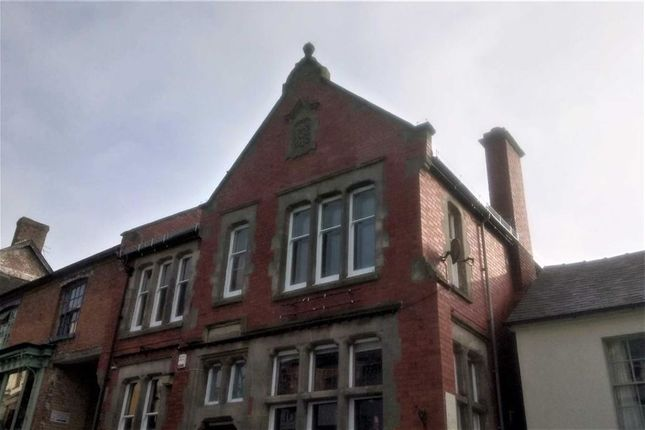 Thumbnail Flat to rent in 14A, High Street, Bishop's Castle, Shropshire