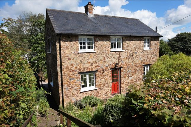 Thumbnail Detached house for sale in Oakford, Tiverton