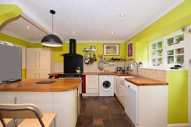 Kitchen/Diner of Wierton Hill, Boughton Monchelsea, Maidstone, Kent ME17