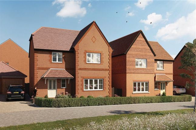 Thumbnail Detached house for sale in Abbey Barn Lane, High Wycombe, Buckinghamshire