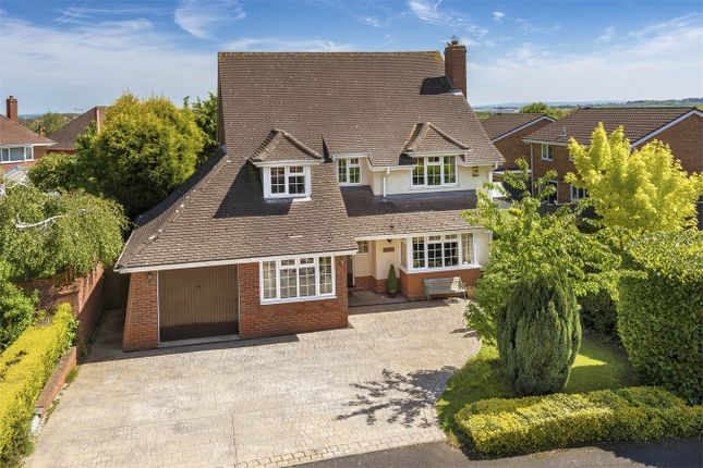 Thumbnail Detached house for sale in Essex Chase, Priorslee, Telford, Shropshire