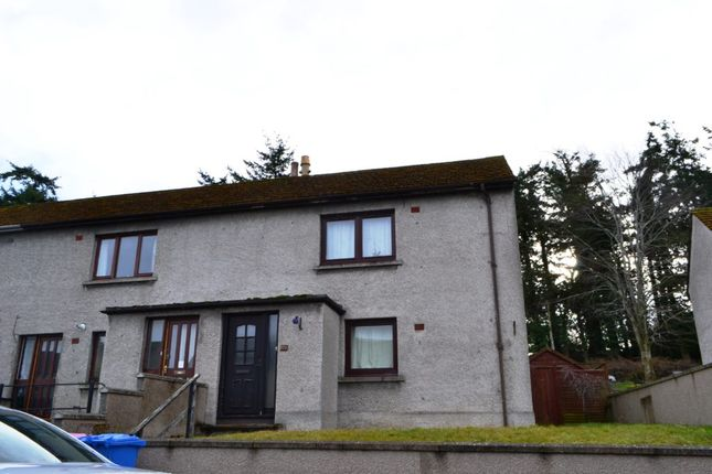 Thumbnail Semi-detached house to rent in 108 Anderson Crescent, Forres