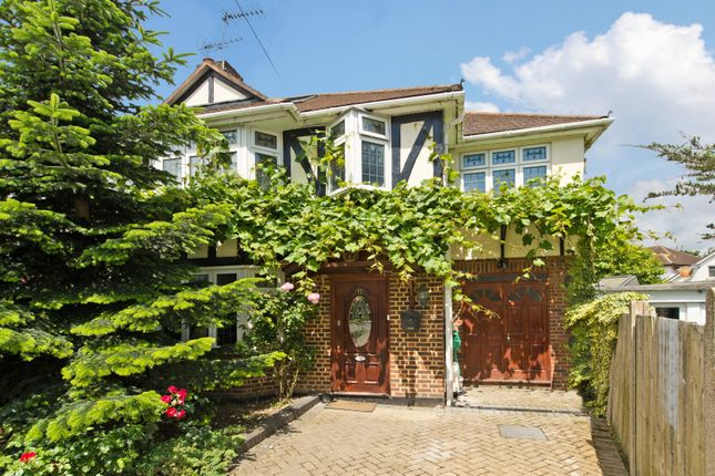 Thumbnail Semi-detached house for sale in Westcoombe Avenue, London