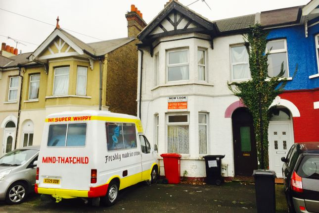 Thumbnail Flat for sale in Wexham Road, Slough