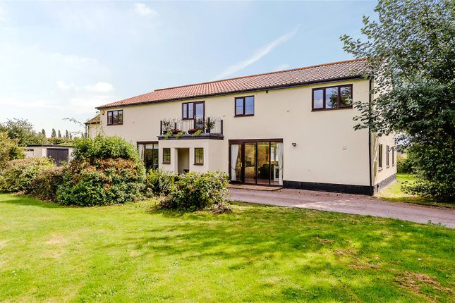 Thumbnail Detached house for sale in Cranley Green, Eye, Suffolk