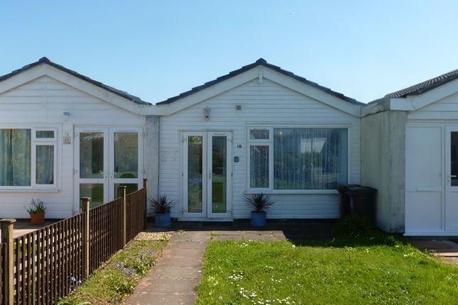 Thumbnail Bungalow to rent in 1 Bedroom Bungalow, Cumber Close, Marlborough