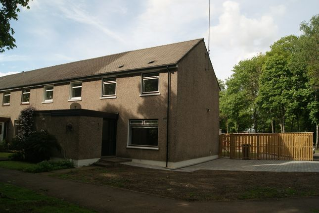 Thumbnail End terrace house to rent in Cloberfield Gardens, Milngavie
