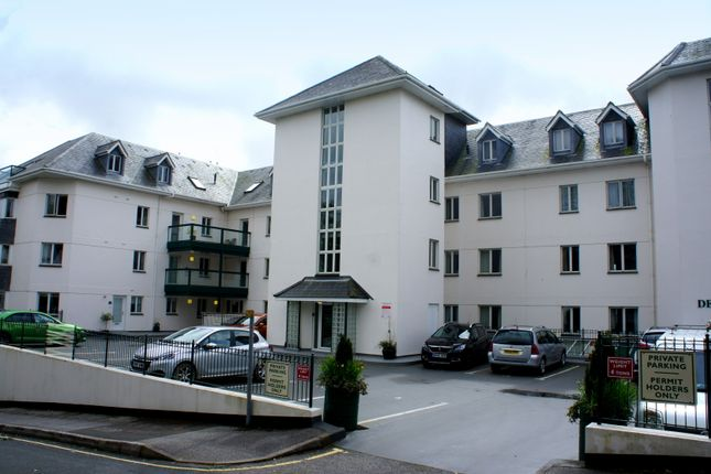 Thumbnail Flat for sale in Agar Road, Truro