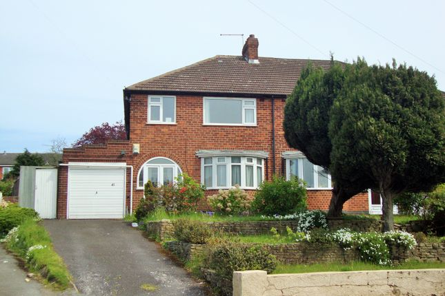 Thumbnail Semi-detached house to rent in Woodcroft Avenue, Handsworth Wood