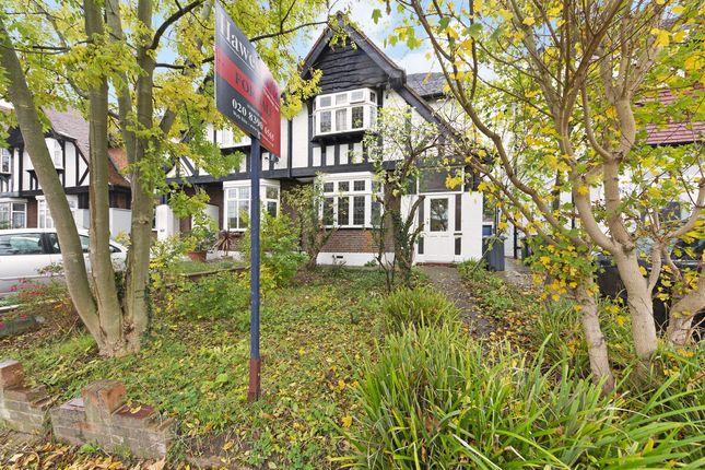 Thumbnail Semi-detached house for sale in Raeburn Avenue, Surbiton