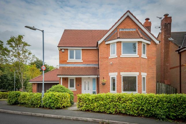 Thumbnail Detached house to rent in Waterslea Drive, Heaton