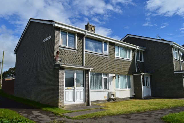 Thumbnail End terrace house for sale in Carne Court, Llantwit Major