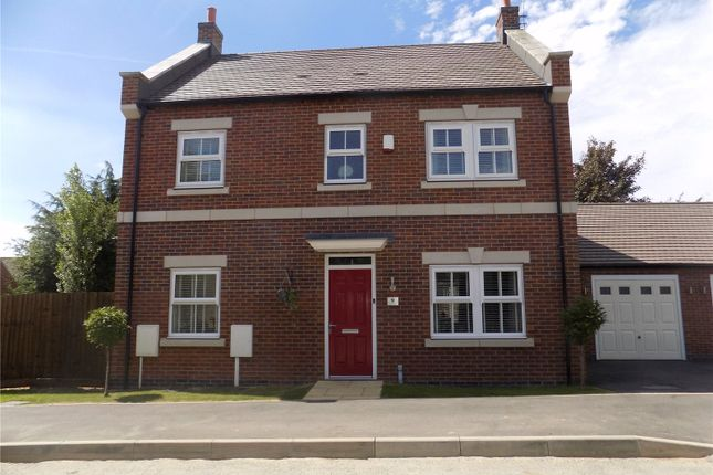 Thumbnail Property for sale in Lowe Avenue, Smalley, Ilkeston, Derbyshire