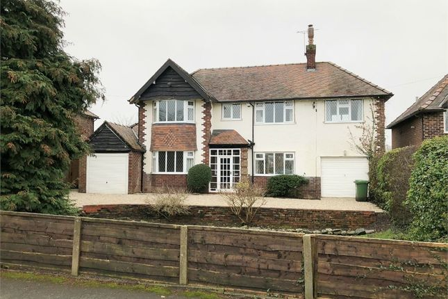 Thumbnail Detached house to rent in Handforth Road, Wilmslow, Cheshire