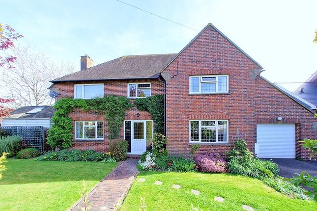 Thumbnail Detached house for sale in Grosvenor Road, Chichester