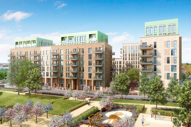 Thumbnail Duplex for sale in Plot 182, West Park Gate, Acton Gardens, Bollo Lane, Acton, London