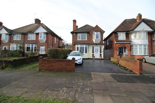 Thumbnail Detached house for sale in Barrows Lane, Yardley, Birmingham