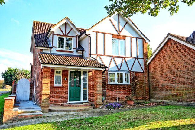 Thumbnail Detached house for sale in Brooklands Park, Laindon, Essex