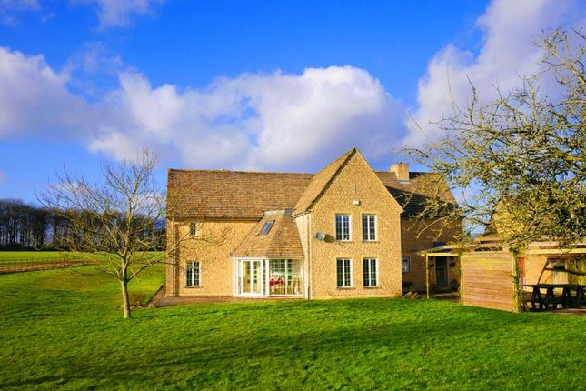 Thumbnail Detached house to rent in Edgeworth, Stroud