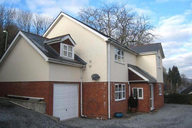 Thumbnail Detached house for sale in Dart Bridge Road, Buckfastleigh, Devon