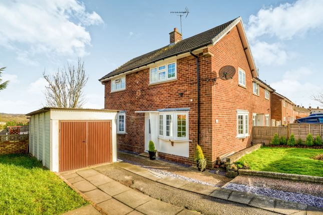 Thumbnail Semi-detached house for sale in Sheldon Road, Greenlands, Redditch