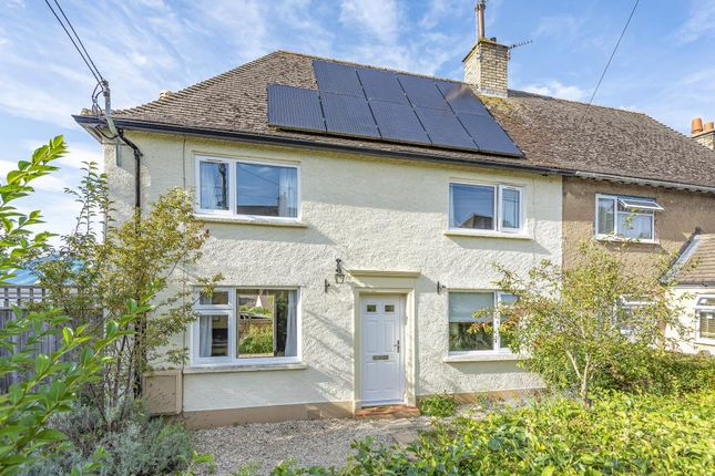 Thumbnail Semi-detached house to rent in Bear Close, Woodstock