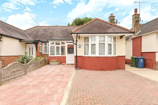 Thumbnail Bungalow for sale in Ferring Close, Harrow, Middlesex