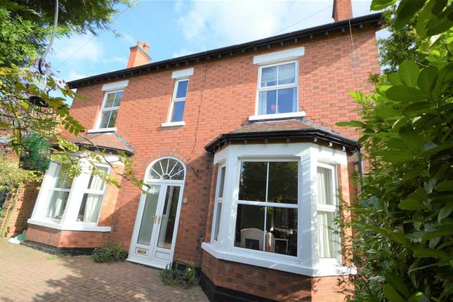 Thumbnail Detached house for sale in Highbury Road, Keyworth, Nottingham